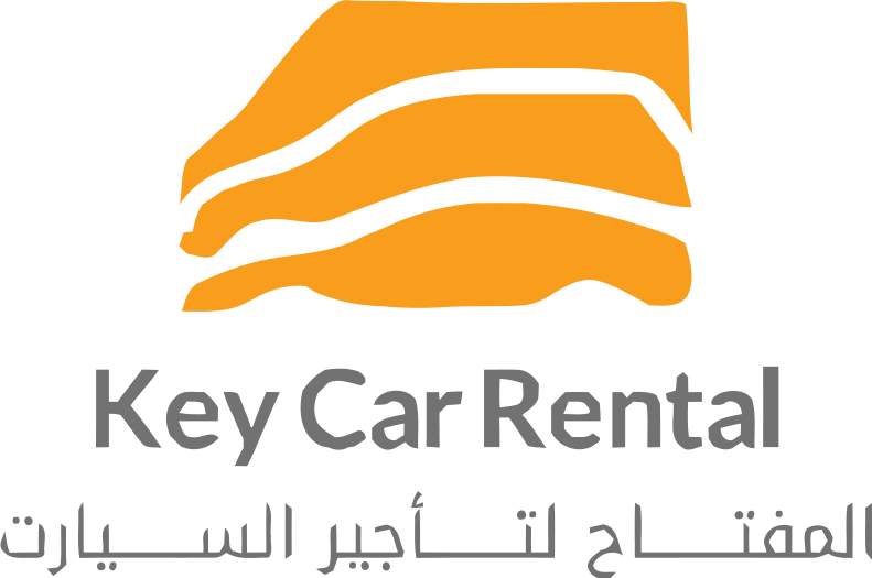 key car rental logo