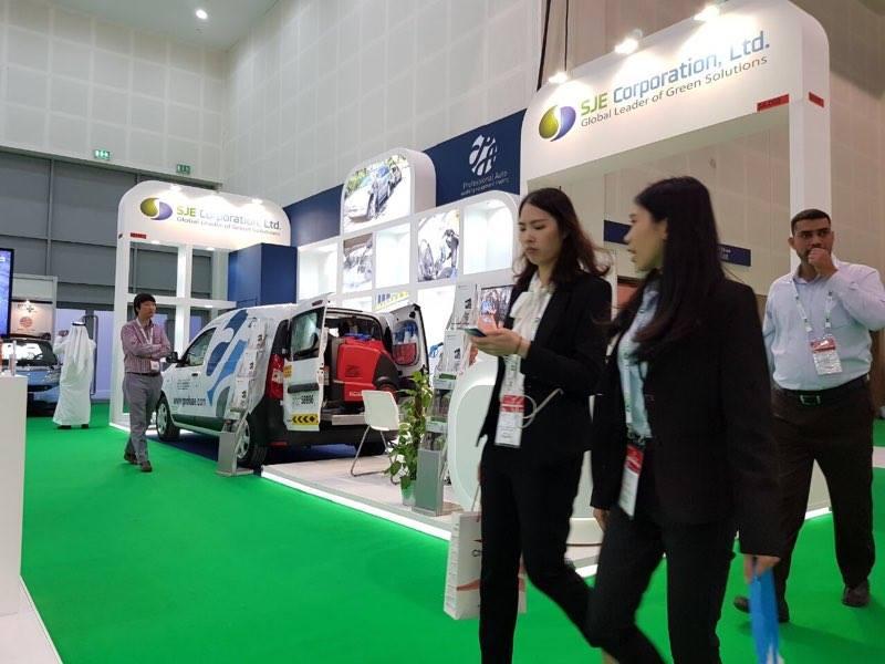 Eco Clean participation at Automechanika – Dubai 2017