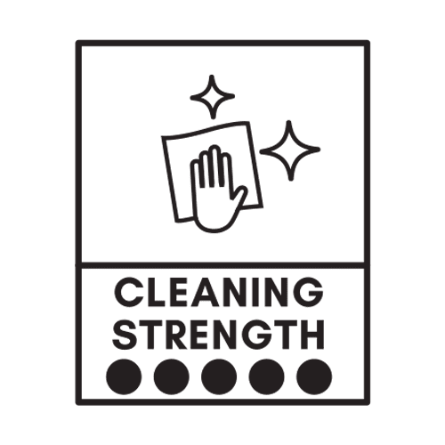 SP1 PREWASH Icon CleaningStrength