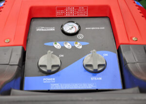Electric Steamer Optima EST