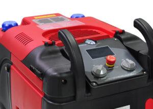Electric Steamer Optima XE