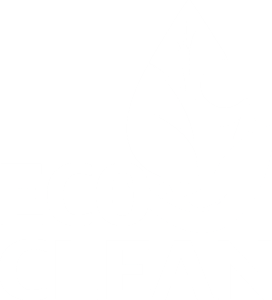 Eco Clean Logo White