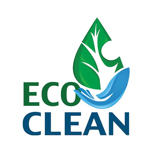 Eco clean logo