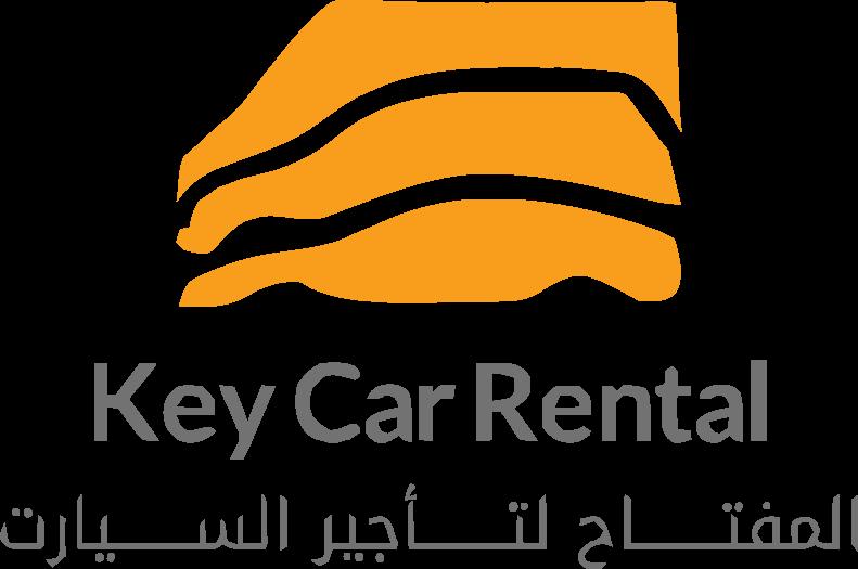 key car rental logo