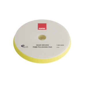 Polishing Pad Yellow Fine For Gear Driven