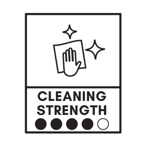 S2 FOAMY Icon CleaningStrength