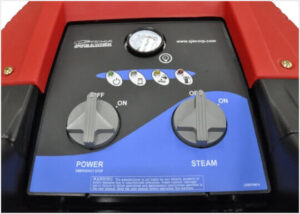 Diesel Steamer Optima DMF