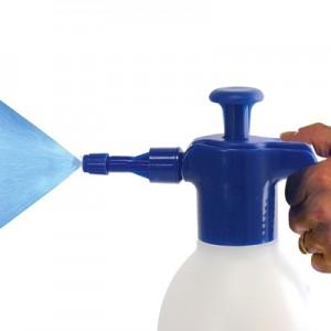 even spraying